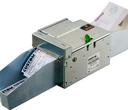 Ticket Drucker Custom KPM302