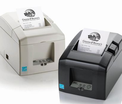 Thermodrucker Star TSP654IIBI Bluetooth